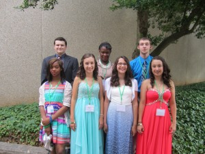 Cover photo for 4-H'ers Win Honors at State 4-H Congress