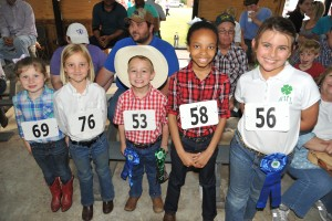 Cover photo for 58th Annual Washington / Beaufort 4-H Livestock Show