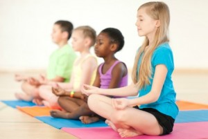 Cover photo for 4-H Yoga for Kids - Sign-Up Today!