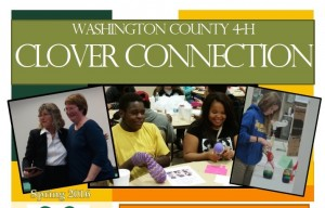 Cover photo for 4-H Clover Connection - Spring 2016