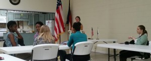 Cover photo for County 4-H Teen Council Meets