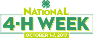 Cover photo for Washington County Celebrates National 4-H Week