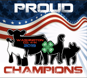 Cover photo for Washington County 4-H Livestock Show & Sale